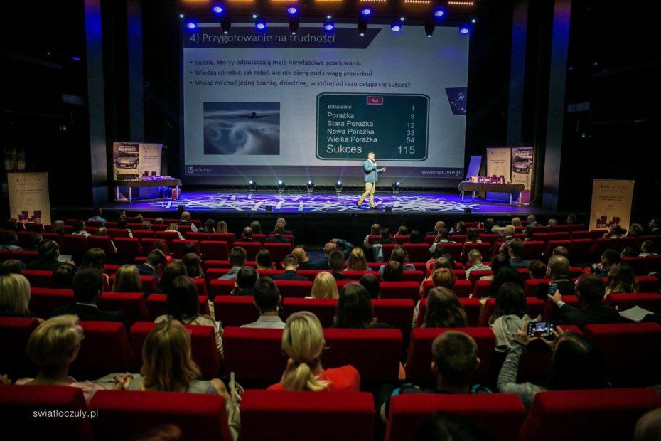 Wyjątkowe wystąpienie przed blisko 1000 osób w Lublinie
