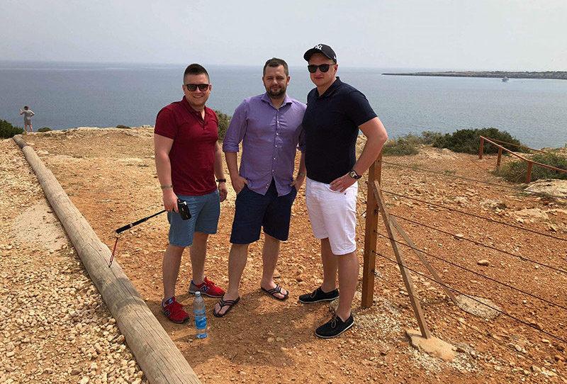 Na Cyprze