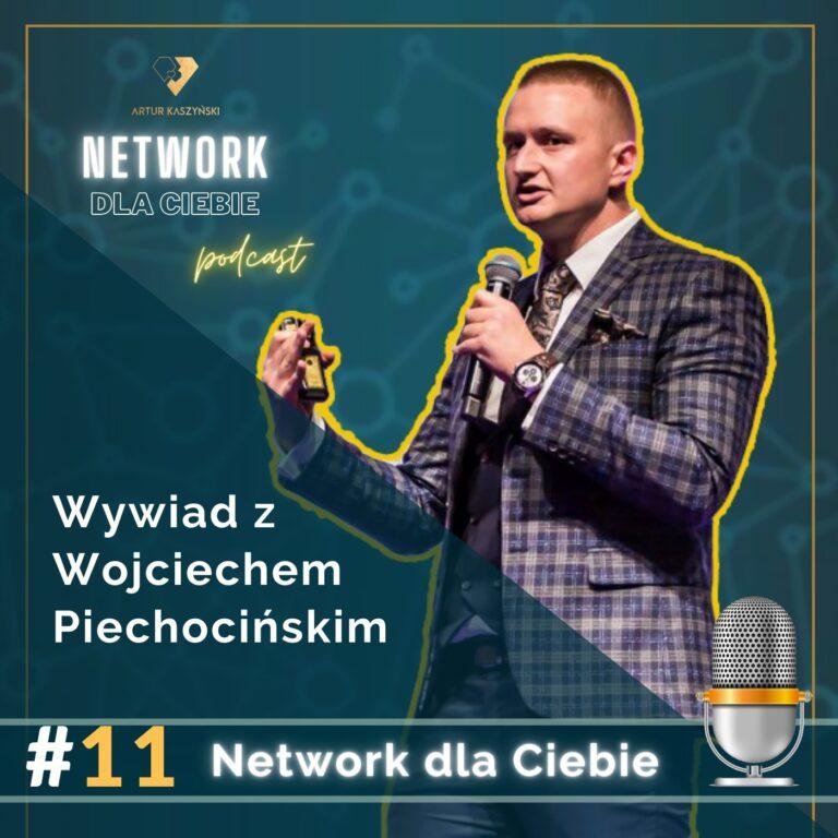 NDC #11 – Wojciech Piechociński – w czym tkwi sekret jego sukcesu?